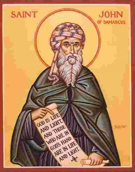 St. Joseph of Damascus Liturgy