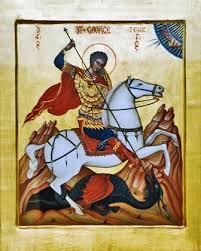 St. George, Great-Martyr & Trophy-Bearer