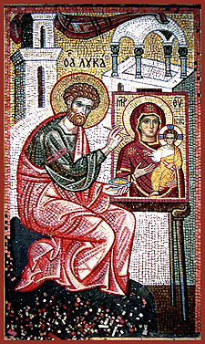 St. Luke the Evangelist Liturgy